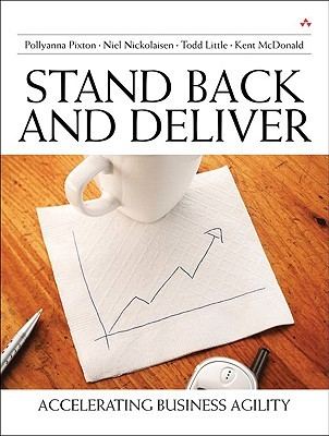 Stand Back and Deliver by Pollyanna Pixton
