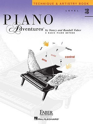 Piano Adventures Technique & Artistry Book, Level 3B