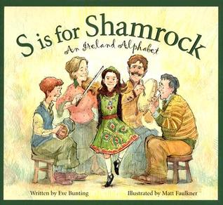 S Is for Shamrock by Eve Bunting