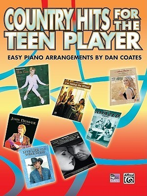 Country Hits for the Teen Player: Easy Piano