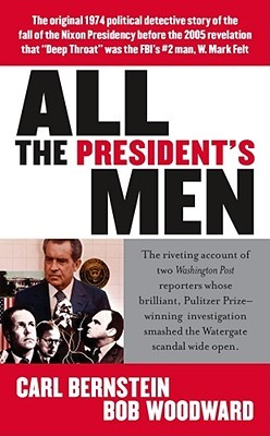 Image result for all the president's men book