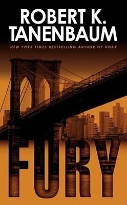 Fury by Robert K. Tanenbaum