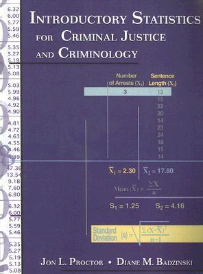 Introductory Statistics for Criminal Justice and Criminology