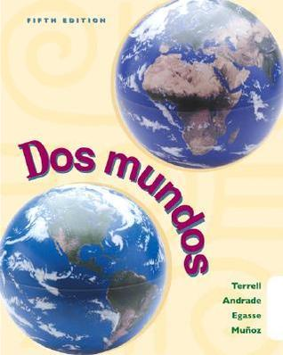 Dos mundos [with Listening Comprehension Cassette]