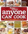 Anyone Can Cook by Better Homes and Gardens