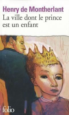 Libros de Android descarga gratuita pdf La ville dont le prince est un enfant