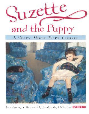 Suzette and the Puppy by Joan Sweeney