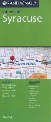 Syracuse, New York Map