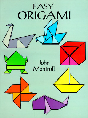 Book review easy origami by john montroll mboten - Origami suspensie ...
