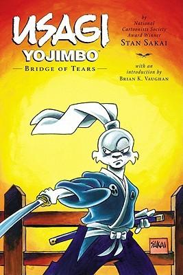 Usagi Yojimbo, Vol. 23: Bridge of Tears