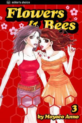 Flowers & Bees, Volume 3 by Moyoco Anno