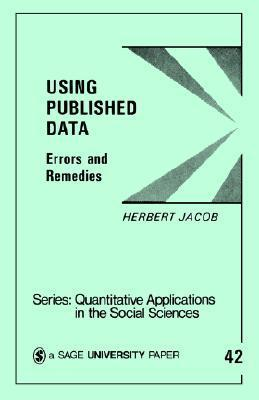 Using Published Data: Errors and Remedies