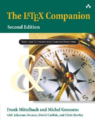 The Latex Companion by Frank Mittelbach