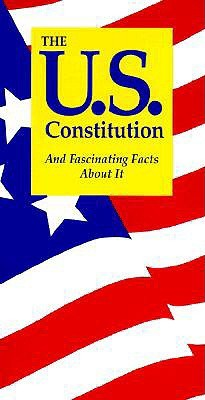 The U.S. Constitution by Terry L. Jordan