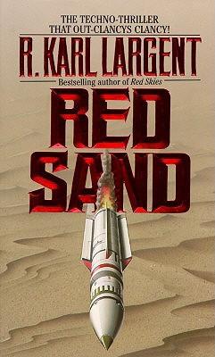 Red Sand (Commander T. C. Bogner, #4)