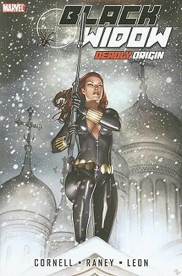 Black Widow by Paul Cornell
