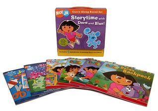 Storytime with Dora and Blue! by Various
