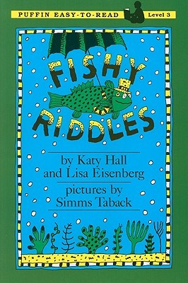 Fishy Riddles [With Paperback Book]