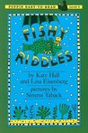 Fishy Riddles [With Paperback Book] by Katy Hall