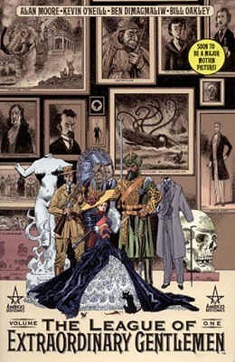 The League Of Extraordinary Gentlemen by Alan Moore