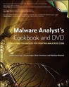 Malware Analyst's Cookbook and DVD by Michael Hale Ligh