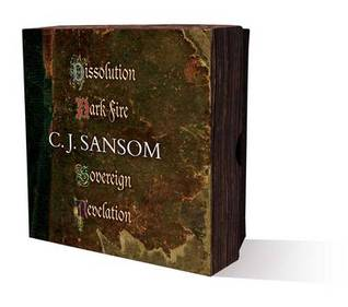 The C.J. Sansom CD Box Set by C.J. Sansom