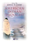 American Indian Thought by Anne Waters