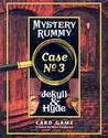 Jekyll & Hyde Card Game [With 49 Evidence/12 Gavel/1 Dual Identity and 1 Set of Rules]