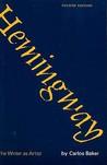 Hemingway: The Writer as Artist