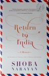 Return to India