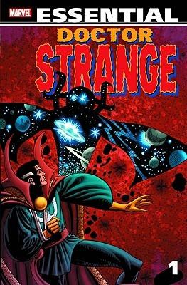Essential Doctor Strange, Vol. 1
