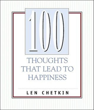100 Thoughts That Lead to Happiness DJVU PDF FB2 978-1571743077