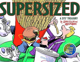 Supersized (Zits Treasury, #3)