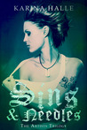 Download Sins & Needles (The Artists Trilogy, #1)