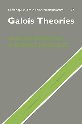 Galois Theories
