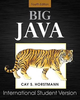 Big Java: For Java 7 And 8 (For Java 7 & 8)