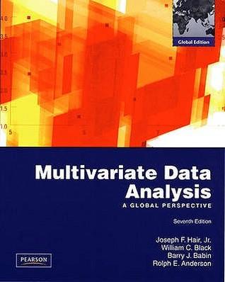 multivariate data analysis by joseph f hair jr