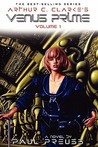 Arthur C. Clarke's Venus Prime 1 by Paul Preuss