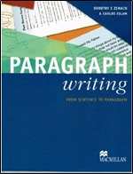 Paragraph Writing by Dorothy Zemach