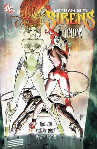 Gotham City Sirens, Vol. 1: Union