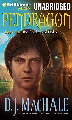 Pendragon Book Ten: The Soldiers of Halla