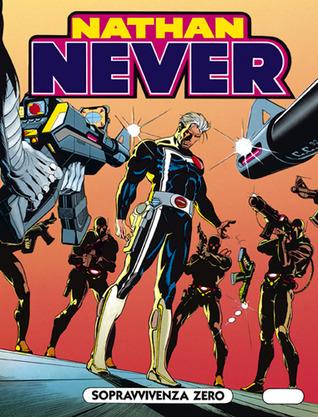 Nathan Never n. 17: Sopravvivenza zero