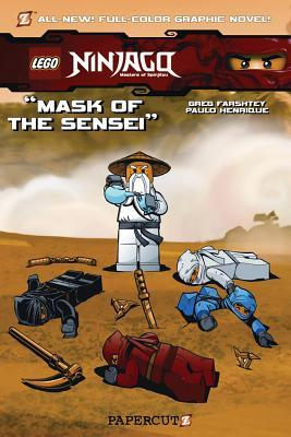 Ninjago Graphic Novels #2: Mask of the Sensei