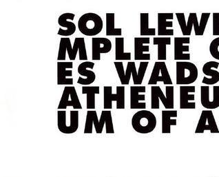Sol LeWitt: Incomplete Open Cubes