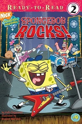 SpongeBob Rocks! by Kelli Chipponeri