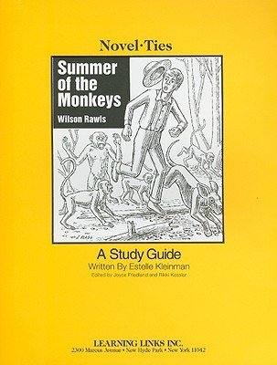 Summer Of The Monkeys: A Study Guide