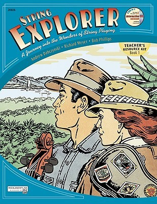 String Explorer, Bk 1: Teacher's Resource Kit, Book & Interactive CD