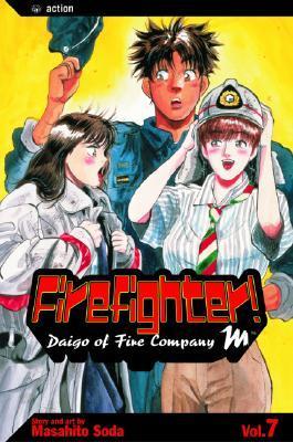 Firefighter! Daigo of Fire Company M, Volume 7