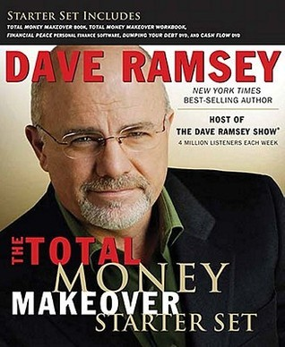Dave Ramsey Starter Set Includes The Total Money Makeover Revised 3rd Edition (Hardcover), The Total Money Makeover Workbook, Financial Peace Personal Finance Software, Dumping Debt Dvd, And Cash Flow Planning Dvd