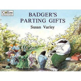 Badgers parting gifts by susan varley fandeluxe Images